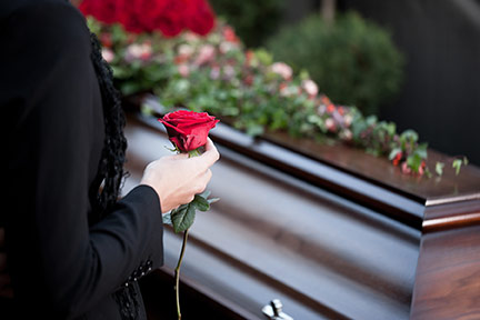 Lafayette Wrongful Death Injury Lawyers can help you recover funeral expenses if a loved one has been killed.